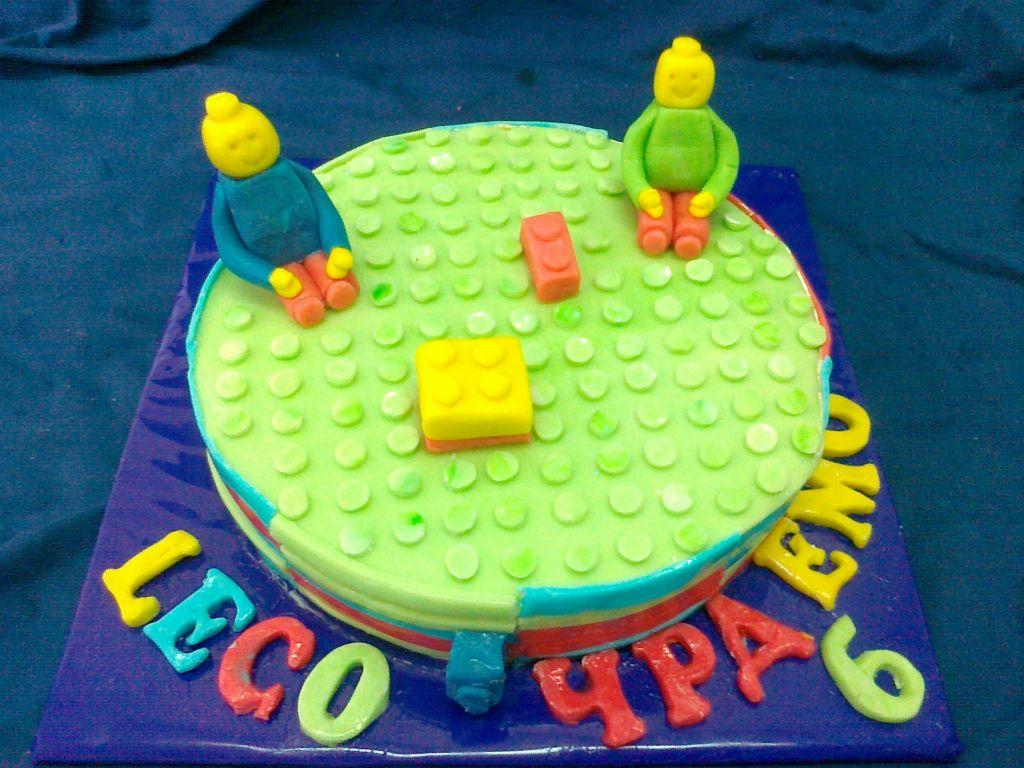 Мендальный торт фото 12